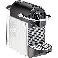 De'Longhi Nespresso EN 124.S Kapselmaschine Pixie Silber | 1260 Watt | 0,7 Liter | Seitenpanels aus recycelten Nespresso…
