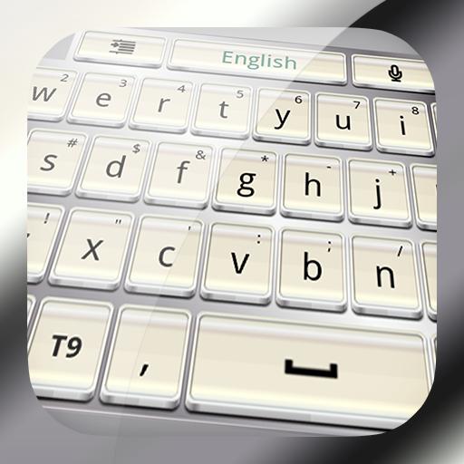 teclado-de-plata-3d