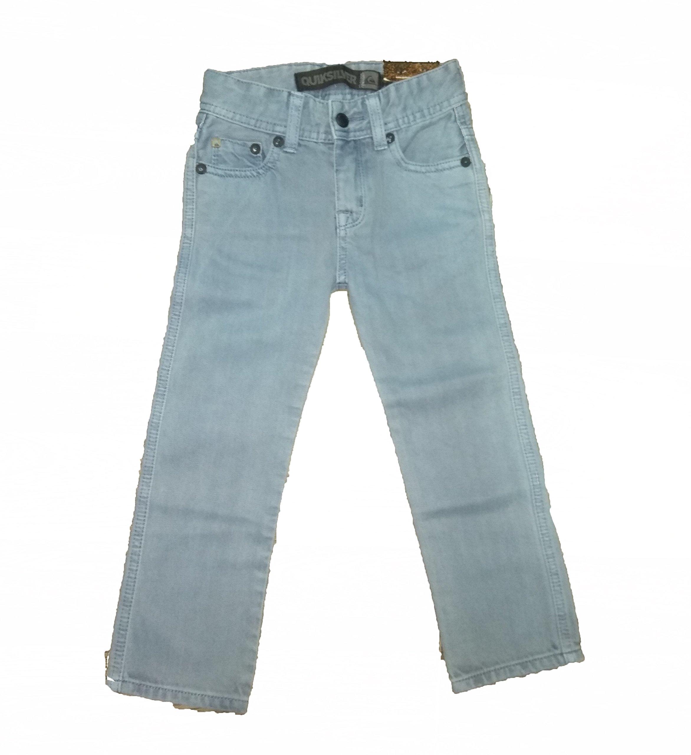 Quiksilver Pantalon Vaquero Azul NIÑO
