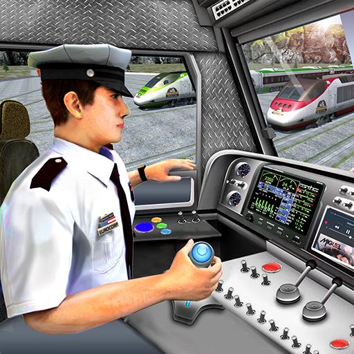Train Engine Simulator Games Free - Driving Games (Spiel Race Amazing)