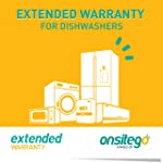 OnsiteGo 2 Years Extended Warranty for Dishwashers between Rs. 0 to Rs. 25000