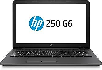 "HP 250 G6 Notebook PC, Display LCD 15.6"" HD LED, Core i3-6006U, 4 GB DDR4, SATA 500 GB, Intel HD 520, FREE DOS, Argento Cenere Scuro [Layout Italiano]"