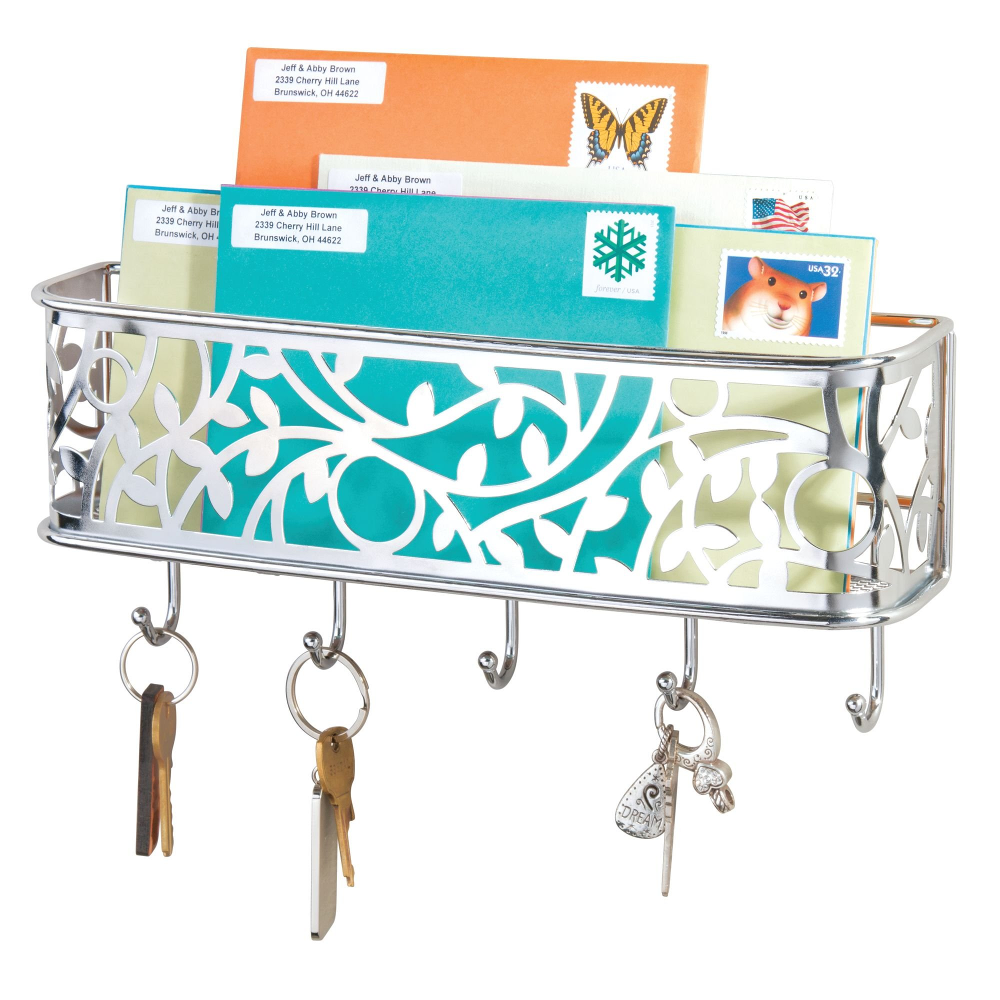 pinterest list wall lavinia rack my key letter holder hook mounted wish pin