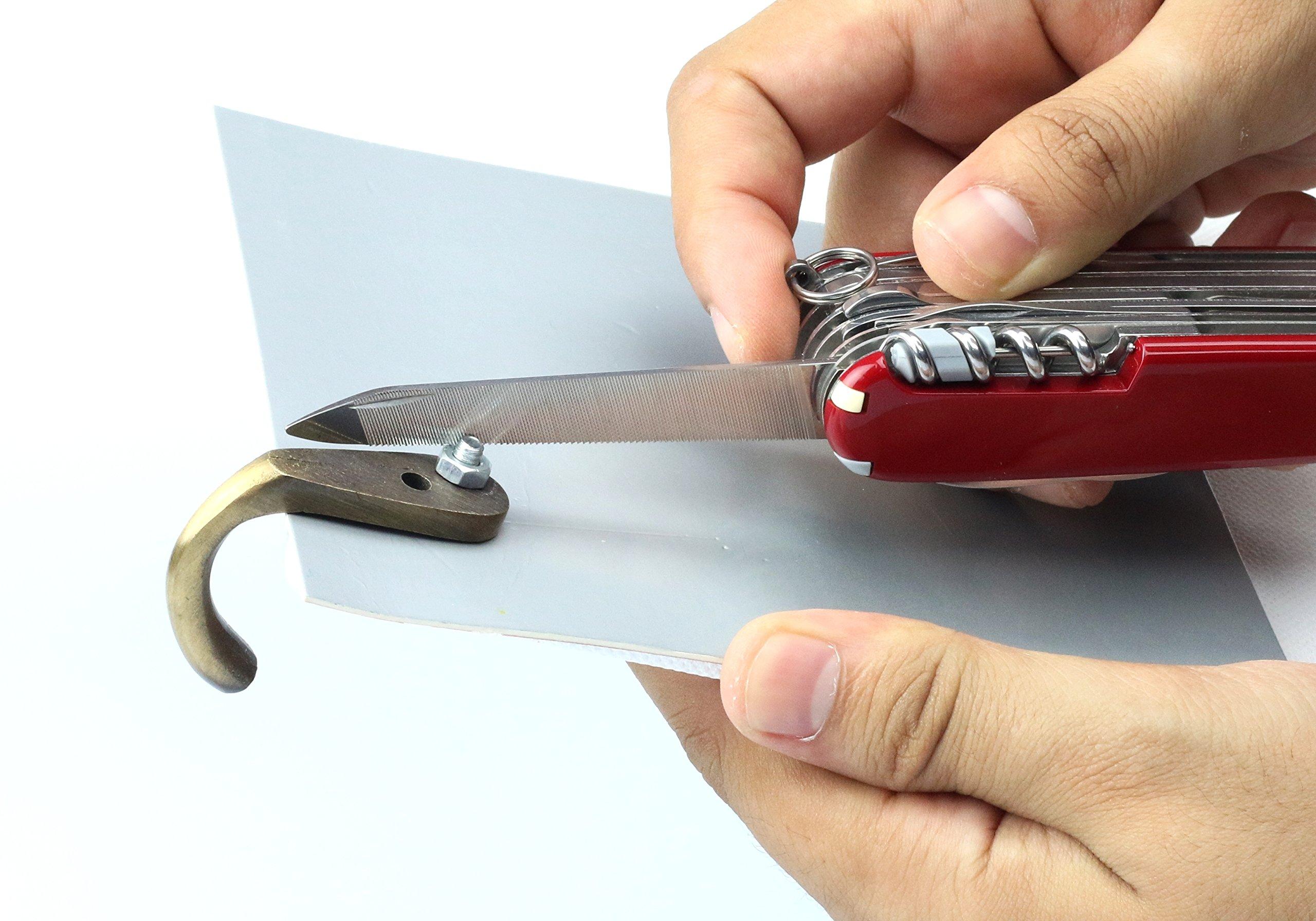 Victorinox Swiss Champ Swiss Army Pocket Knife, Medium, Multi Tool, 33 Functions, Blade, Scissors, Red 30