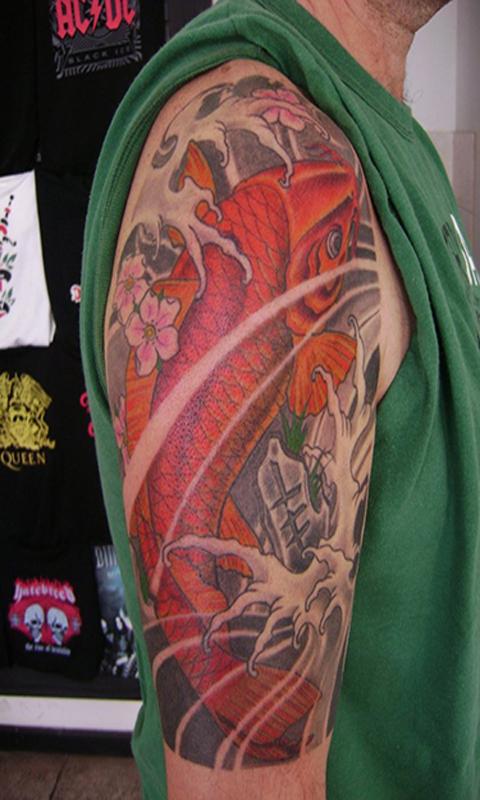 Tattoo design ideas on half sleeve for men for Tattoo sleeves amazon