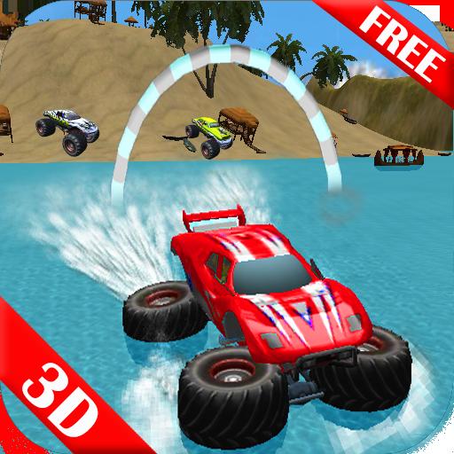Mad Truck Racing Challenge 2018 - Dunes Club