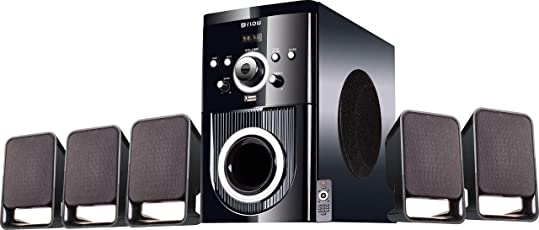 Flow Buzz Bluetooth 5.1 Multimedia Speaker Home Theater System