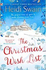 The Christmas Wish List: The perfect feel-good festive read to settle down with this winter Kindle Edition