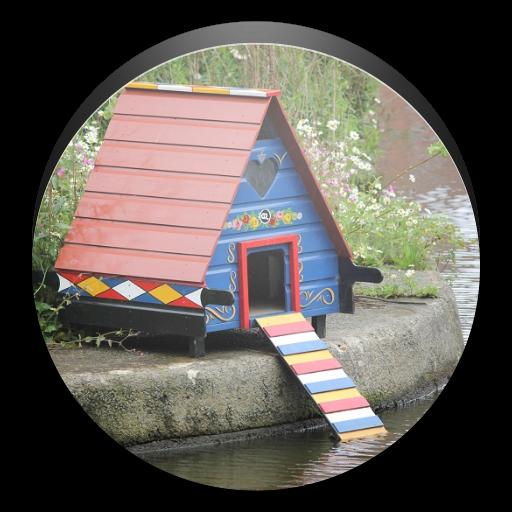 Bird House Wallpaper Free View Bird House