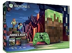 Xbox One S: Minecraft bundle