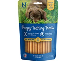 N- Bone Puppy Teething Treat 3.74 oz Size:Pack of 1