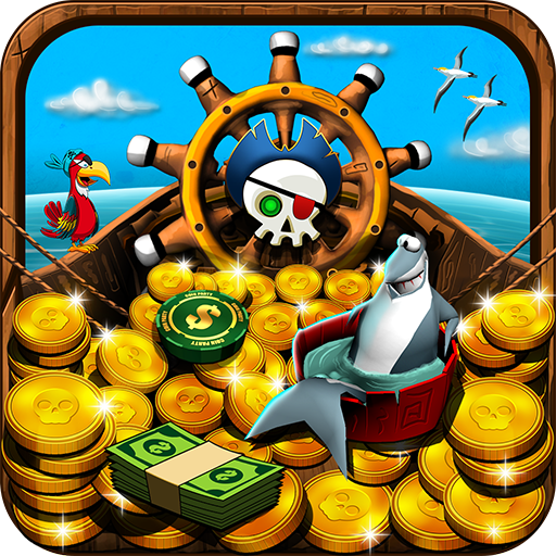 Gold-beute (Coin Party: Pirate Treasure Dozer)