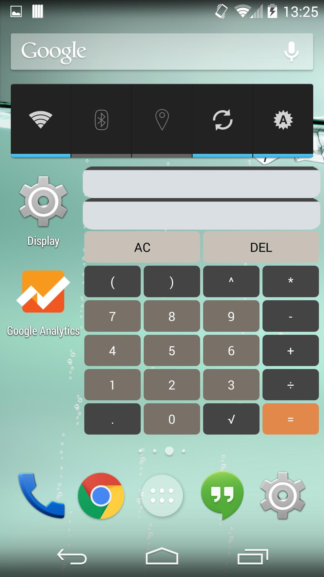 Calculatrice scientifique 3d appstore pour android for Cuisine 3d pour android