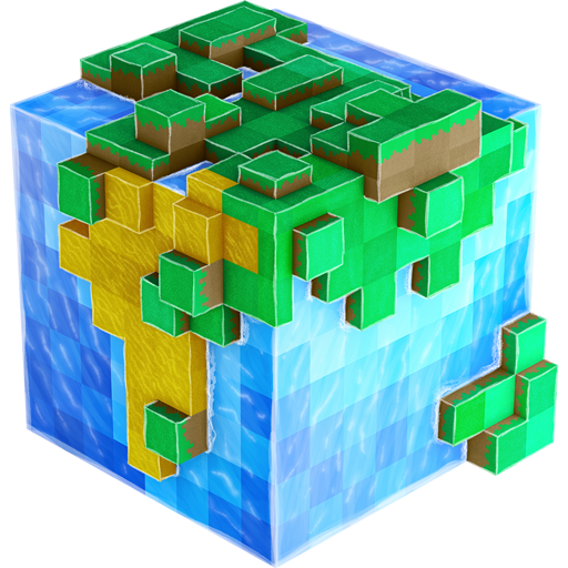 WorldCraft: Block Craft Spiele -