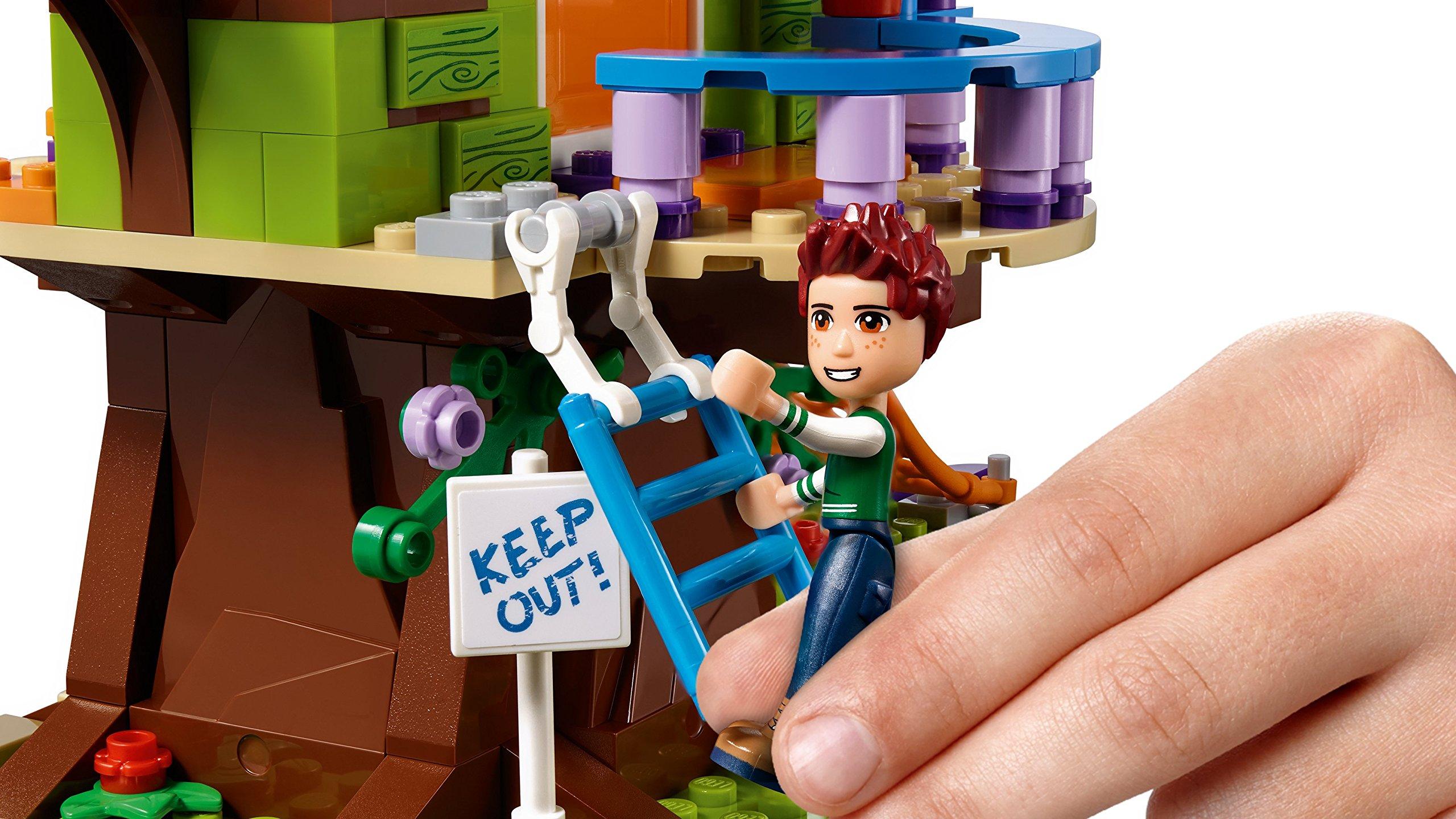 LEGO- Friends La Casa sull'Albero di Mia Set di Costruzioni Ricco di Particolari, con Mini Doll di Mia e Daniel, per… 4 spesavip
