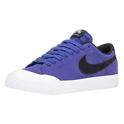 Buy Nike Men S Sb Blazer Zoom Low Xt Deep Night Black White Skate Shoe 10 Men Us At Amazon In