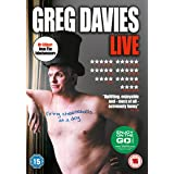 Greg Davies Live – Firing Cheeseballs at a Dog [DVD]