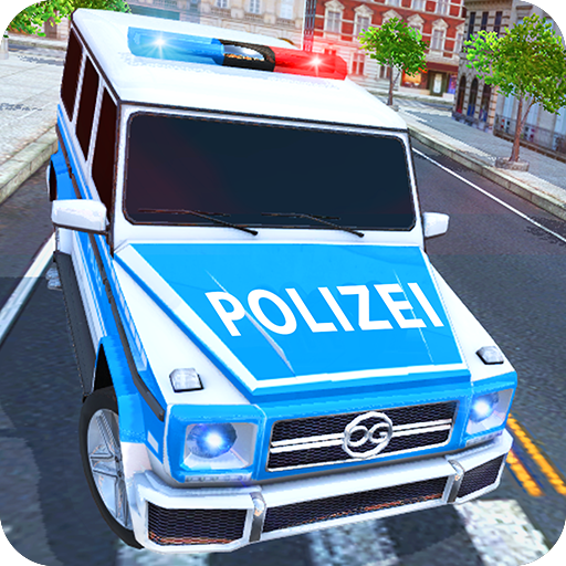 Offroad Police Car DE (Chase Mobile)