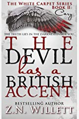The Devil has a British Accent Book Two: Cary: A Movie Star Paranormal Romance (White Carpet Series 2) Kindle Edition