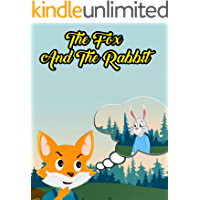 The Fox And The Rabbit | A Bedtime Story Picture Book for Kids: English Fairy Tales