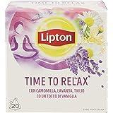 Lipton Tisana Time To Relax, 20 Filtri, 30g