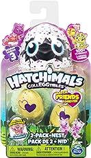 Hatchimals 6041332 Colleggtibles 2 Pack + Nest S3, Unisex Children, Multicolour