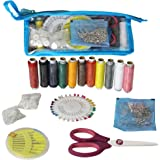 Akiara Needle and Thread Small Sewing Kit for Home and Travel Sewing Kit Repair Set Sewing Kits Random Color