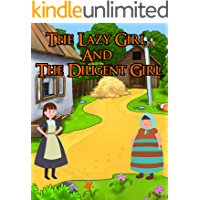 The Lazy Girl And The Diligent Girl : Bedtime Stories to Your Kids | Story in English | Stories for Teenagers: Moral…