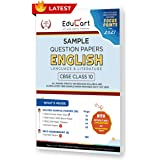 Educart CBSE Class 10 English Language & Literature Sample Question Papers 2021 (As Per 9th Oct CBSE Sample Paper)