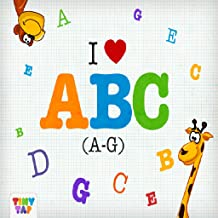 ABC for Kids - Letter Learning Game (A-G)