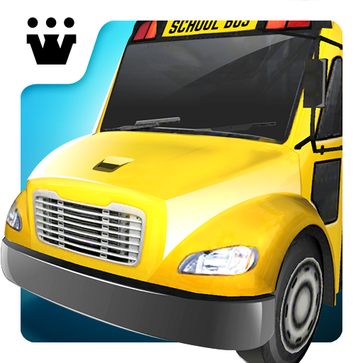 Super School Driver - Bus Simulator 3D - Apps School Bus