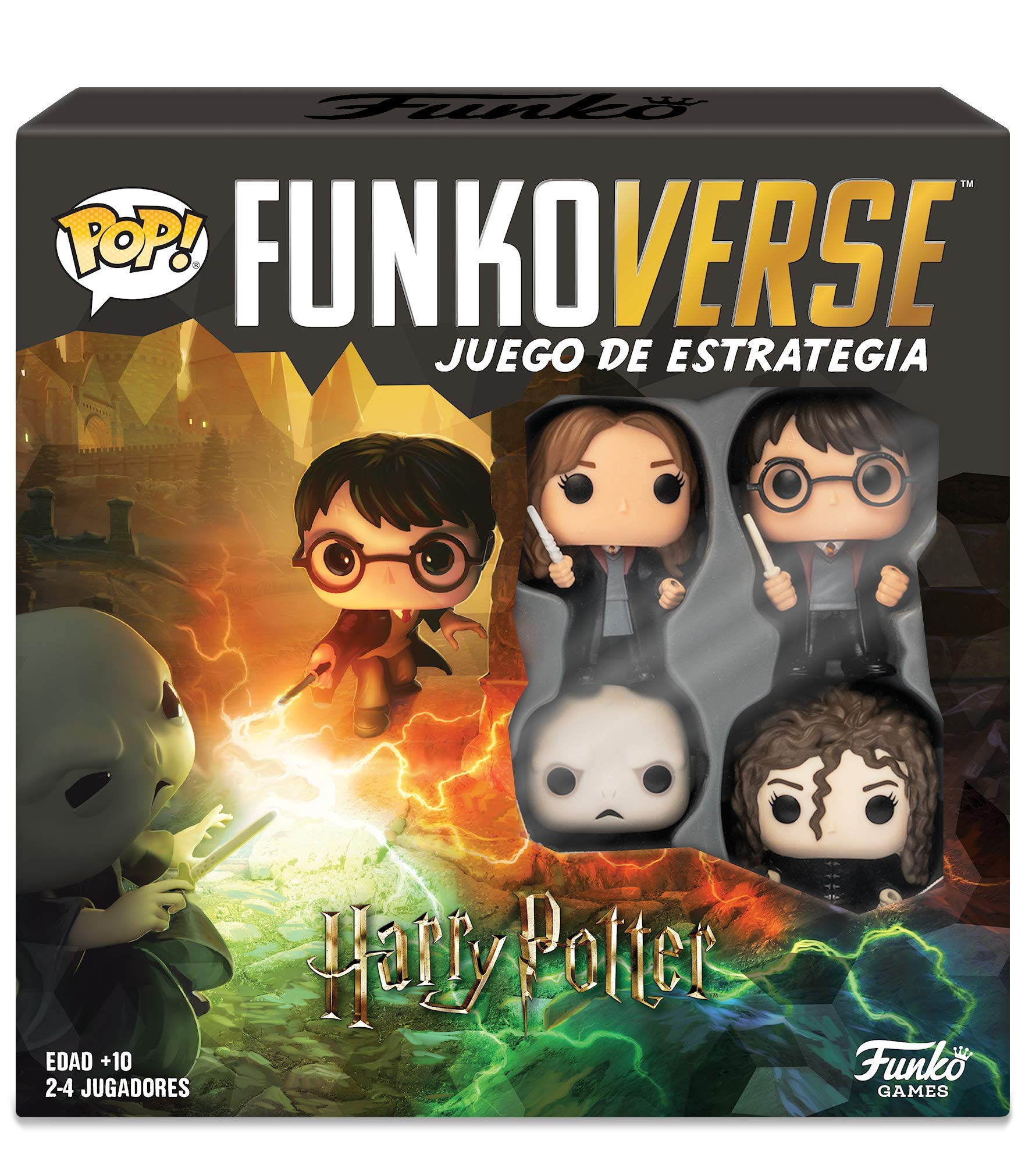 POP! Funkoverse: Battle in the Wizarding World – Harry Potter