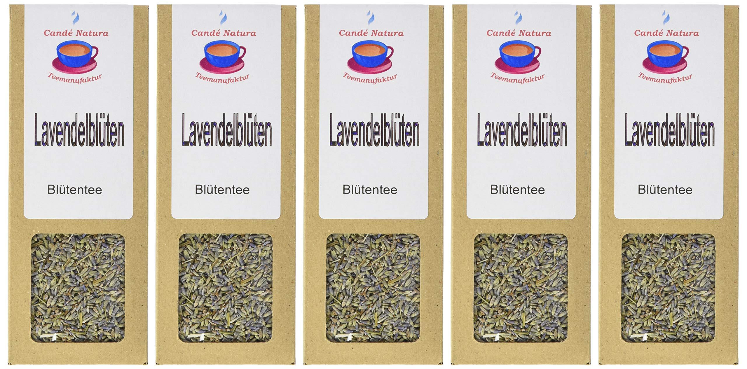 Cand-Natura-Teemanufaktur-Lavendelblten-pur-5er-Pack-5-x-50-g