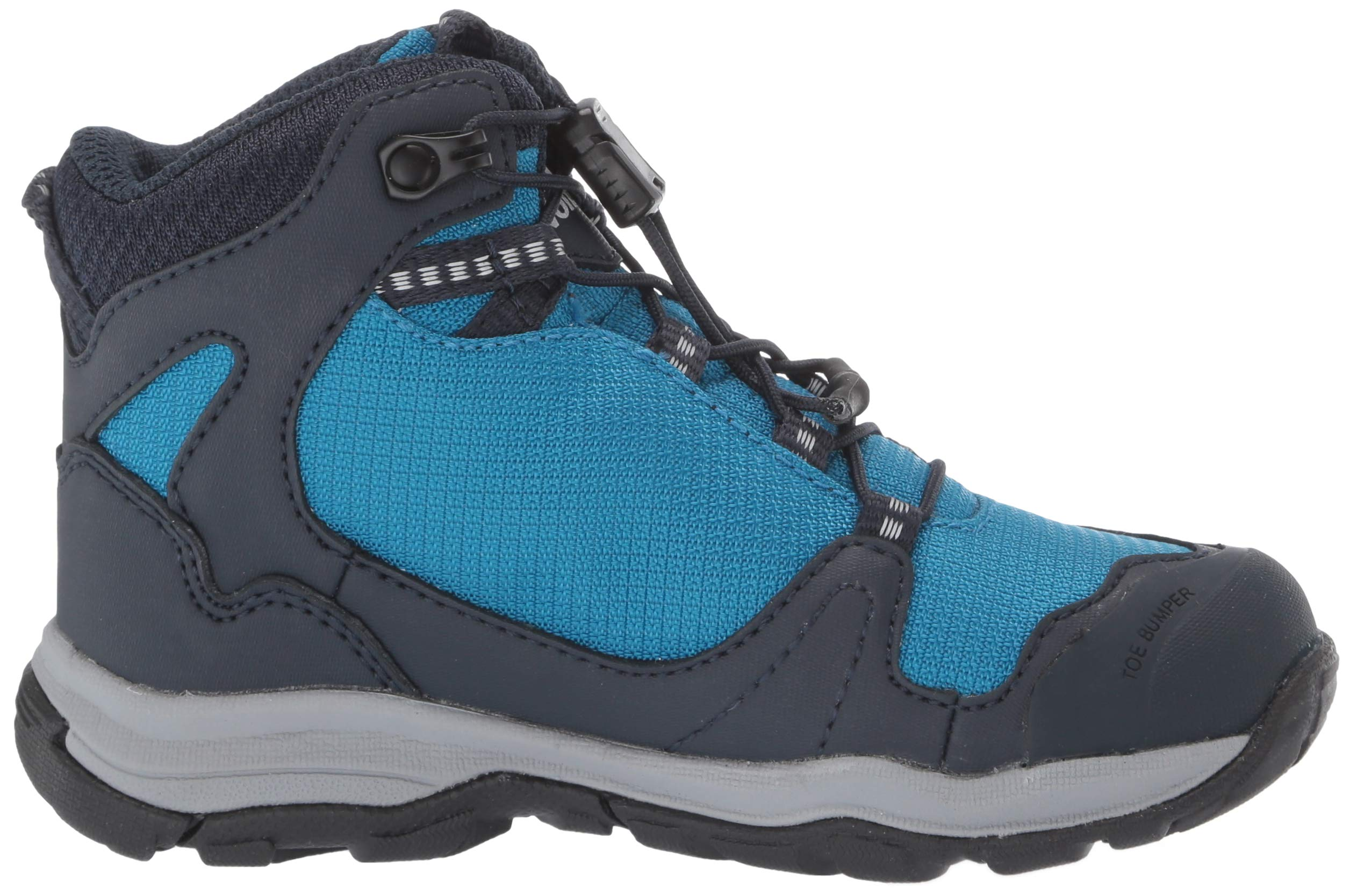 Jack Wolfskin Boys Akka Texapore Mid B Wasserdicht High Rise Hiking Shoes, One Size 11