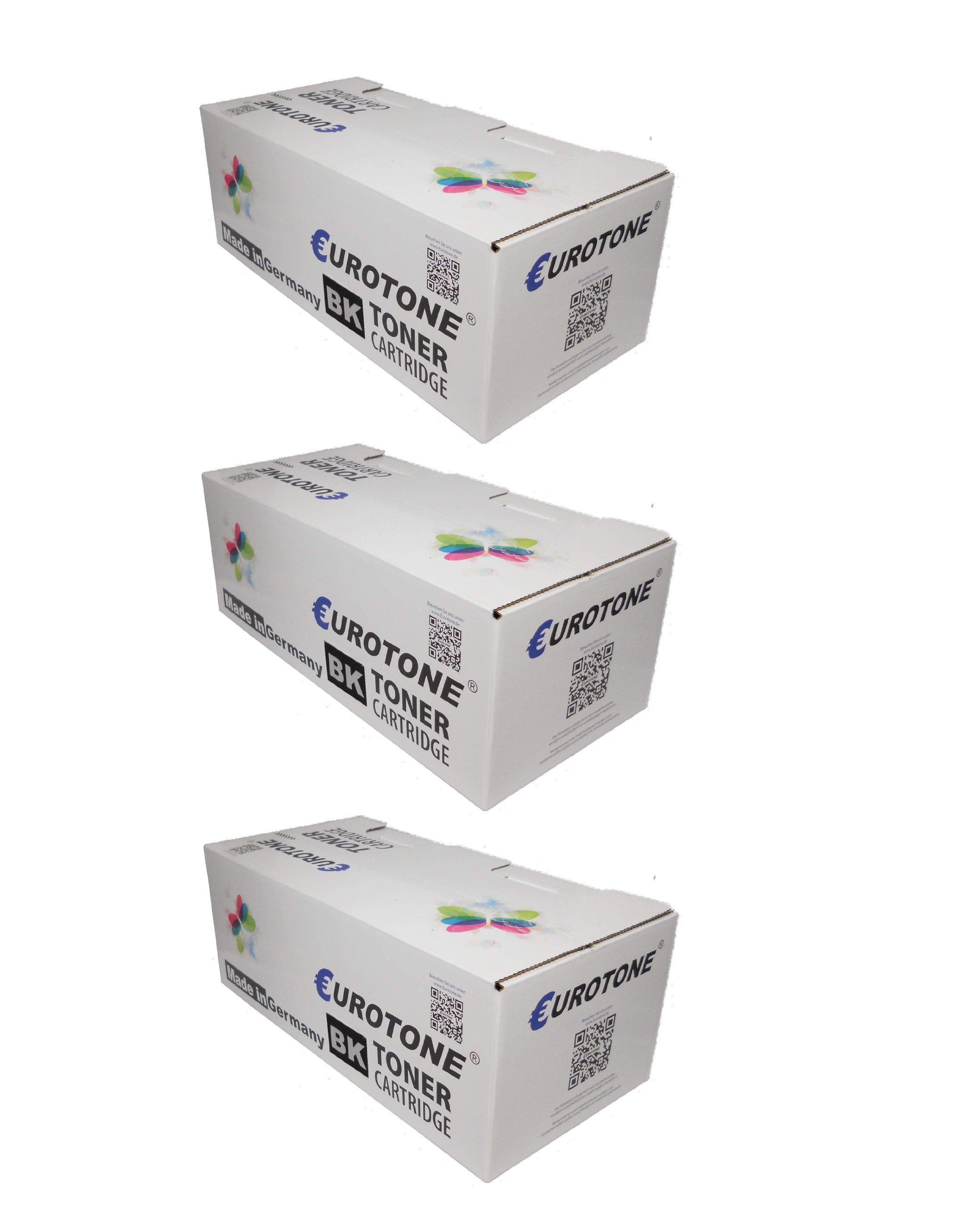 3x Eurotone Toner cartucce per Samsung ProXpress C2670FW /SEE und C2620DW /SEE sostituito NERO CLT-K