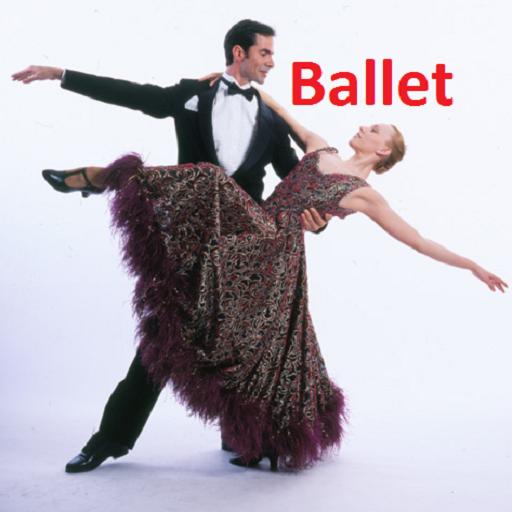 Ballsaal Kostüm Tänzer (Ballet)