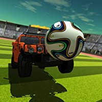 4x4 Car Soccer 2016 -Play Football league Championship in the Stadium with Offroad Vehicles