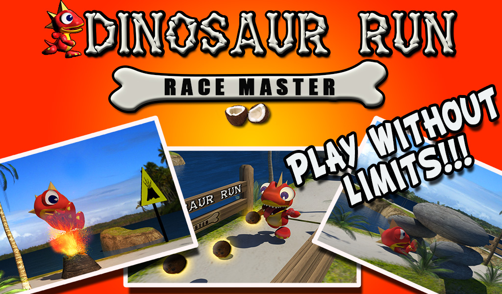 Zoom IMG-2 dinosaur run race master free
