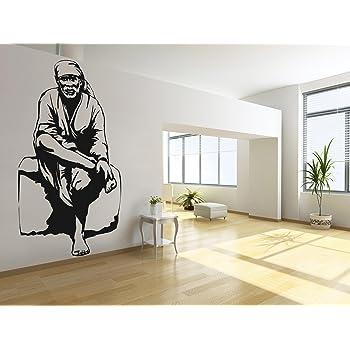 Sai Baba Wall Sticker Decal