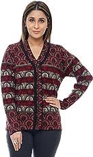 Perroni Women's Cardigan/Sweater for Winter