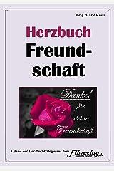 Herzbuch Freundschaft: Trilogie Herzbücher Band 3 Kindle Ausgabe