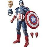 Hasbro Avengers B7433EU4 - Legends 12 Figur Captain America, Actionfigur