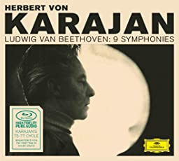 Beethoven: 9 Sinfonien (Dolby Atmos)