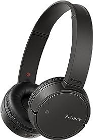 Sony Wireless Headphones, Black, Wh-Ch500, Whch500B.Ce7