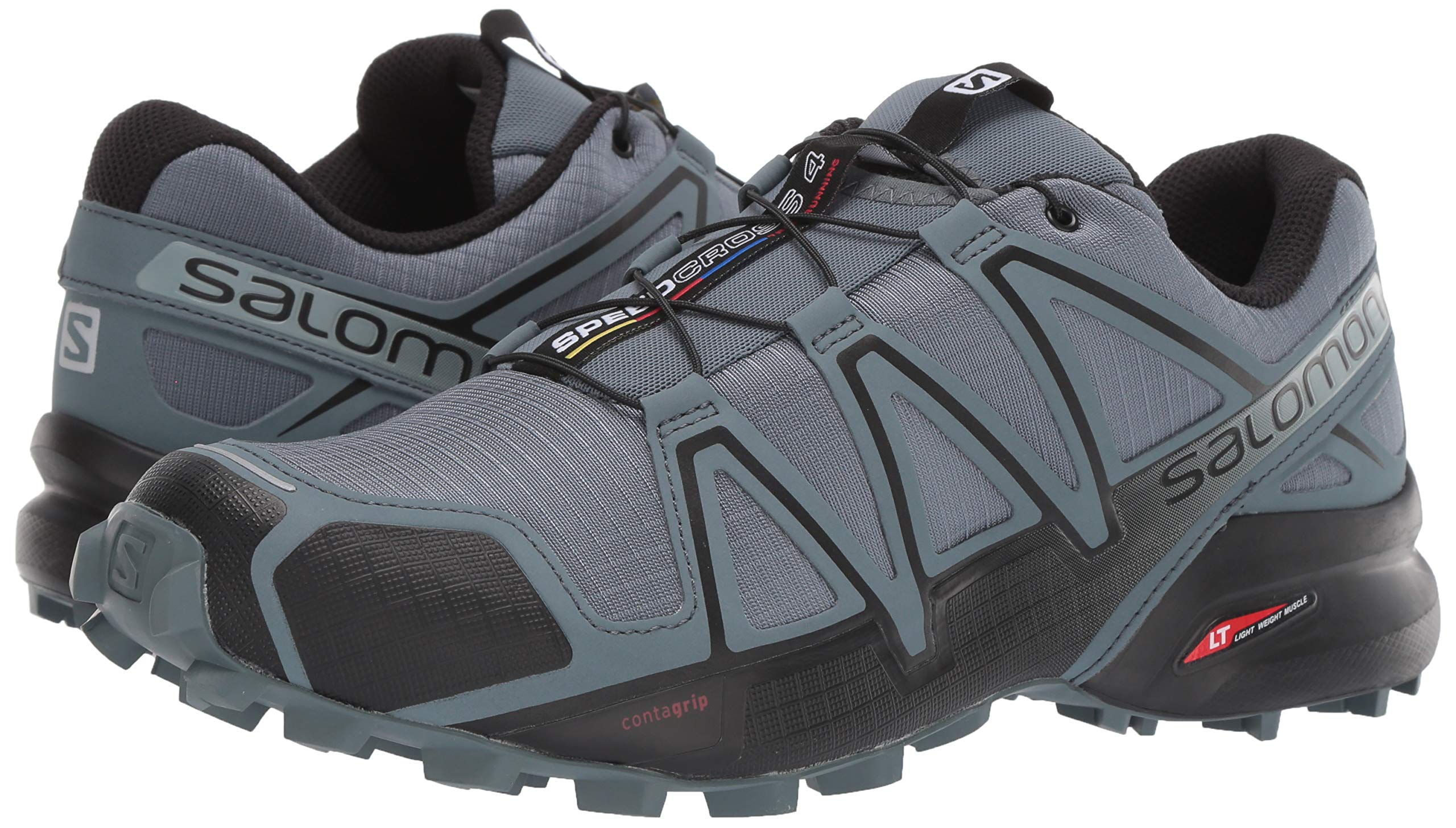 Salomon Speedcross 4 mazarine blue wildblackwhite ab € 81