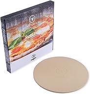Moesta-BBQ Pizzastein No. 1 - Rund Ø 36,5 cm oder 41 cm