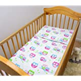 2 Piece Baby Kids Bedding Set 120x90cm Duvet Cover & Pillowcase for Toddler Cot - Pattern 23