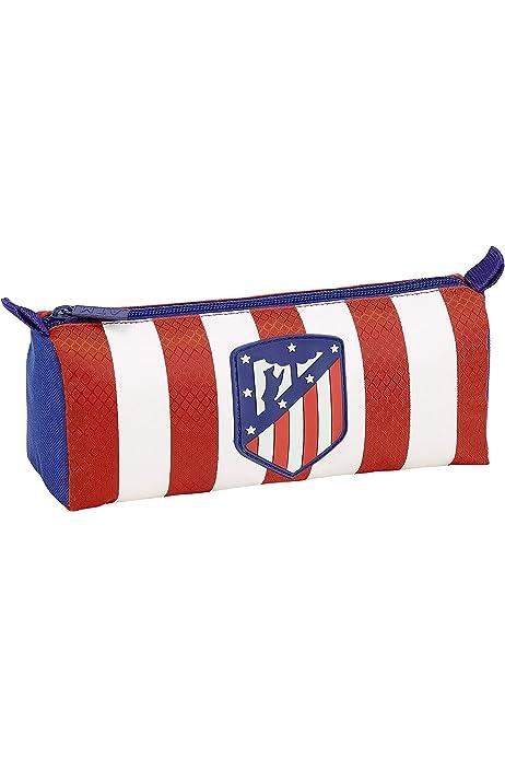 Atletico De Madrid 811845742 2018 Estuches 21 cm, Rojo: Amazon.es: Ropa y accesorios