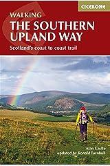 The Southern Upland Way: Scotland's Coast to Coast trail (British Long Distance) Paperback