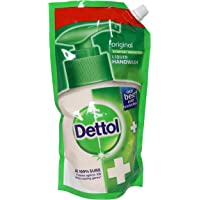 Dettol Liquid Hand Wash Refill - 750ml (Original)